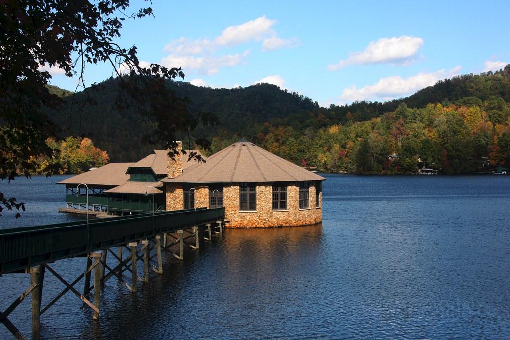 NC - McDowell County - Lake Tahoma