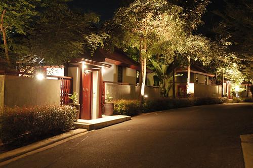 Villa Zolitude - Nightime
