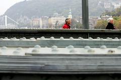 Dos Cruzando el Puente (Tasting Travels) Tags: budapest hungria parlamento bridgebudapest tastingtravels