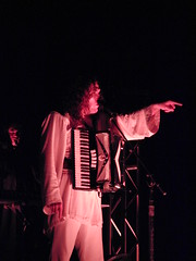 CIMG2807 (DKoontz) Tags: music rock washingtondc dc concert funny casio wierd accordian exilim apocolypse warnertheater weirdalyankovic exf1