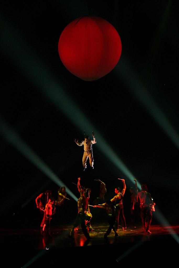 Cirque de Soleil American Airlines Arena Miami, FL