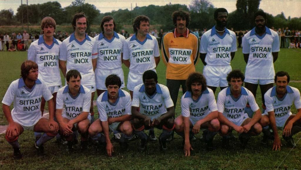 Châteauroux 1981-82