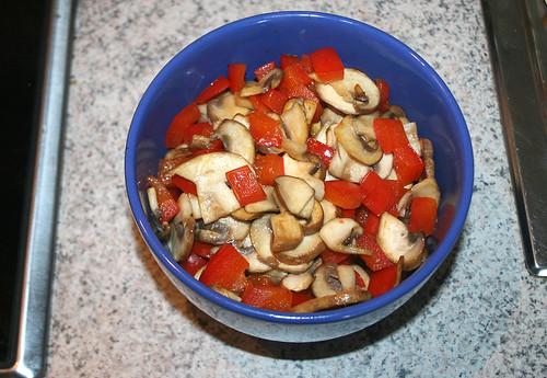 28 - Gemüse beiseite legen