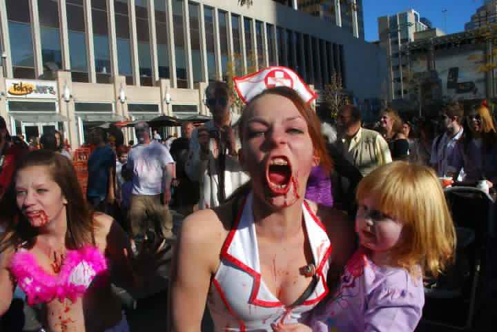 Denver Zombie Crawl 2011
