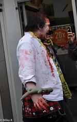 Zombie_Walk_121 (Pardon The Lens) Tags: toronto ontario canada halloween dead scary blood nikon zombie makeup brains gore undead downtowntoronto zombiewalk torontozombiewalk tzw nikond90 102211 zombiewalktoronto braindrive torontozombiewalk2011 oct2211 tzw11 tzw2011