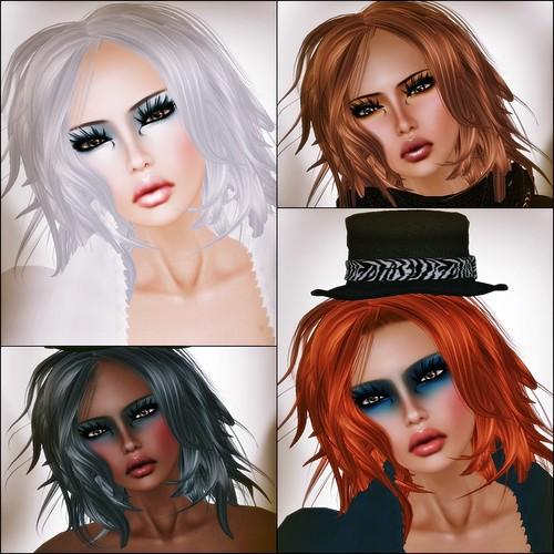 New !!! Hair ZEUS