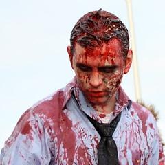 NJZombieWalk60 (JennyLeeNJ) Tags: portrait halloween face newjersey zombie asburypark nj brains boardwalk undead zombies asburyparkboardwalk newjerseyzombiewalk njzombiewalk