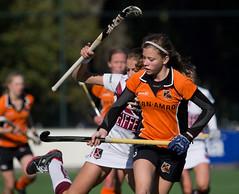 PA230430 (roel.ubels) Tags: hockey amsterdam eindhoven zwart oranje fieldhockey hoofdklasse