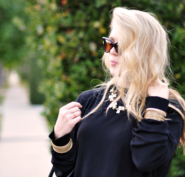 accessories +  necklace+jewelmint+cat eye sunglasses+bangles+rings