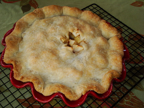 Maple Apple Pie