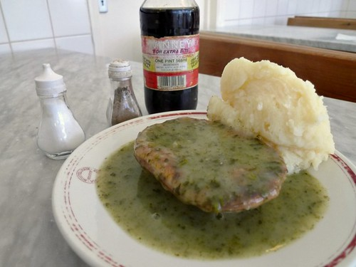 One Small Pie and Mash