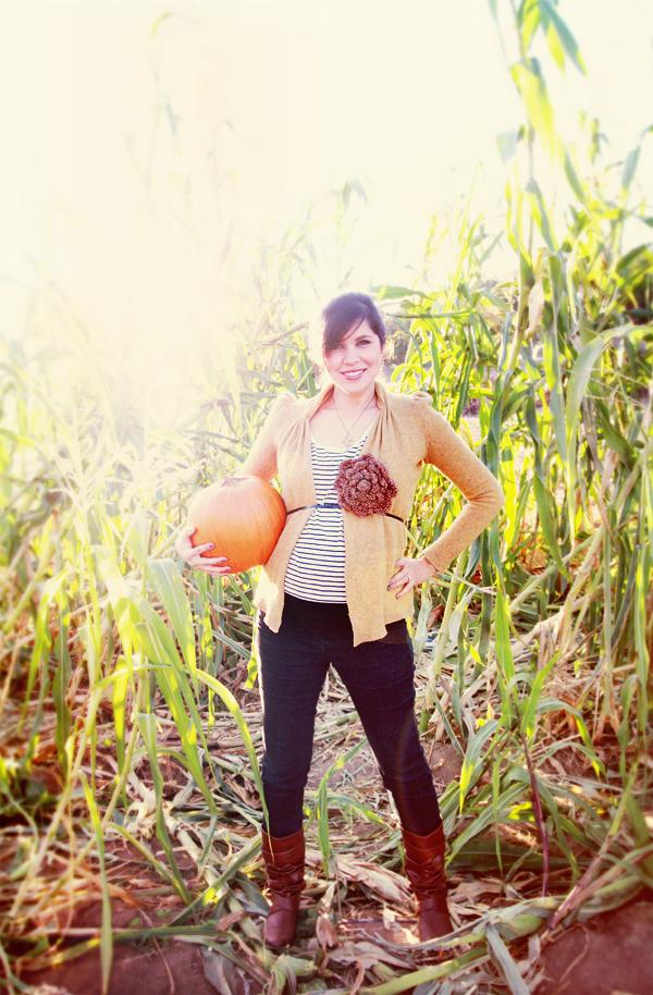 pumpkin mama :)