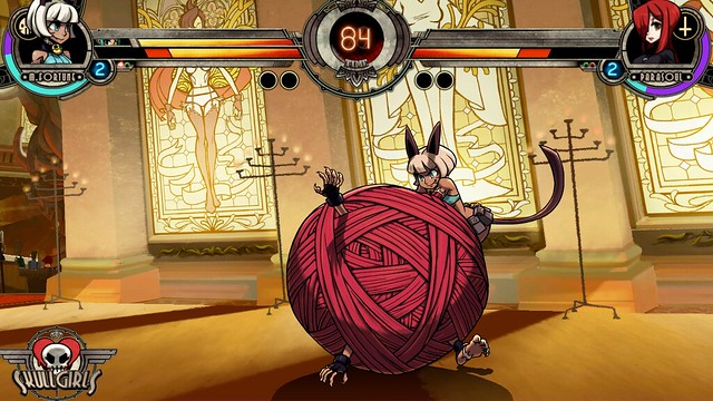 skullgirls - psn 04