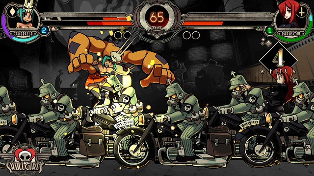 skullgirls - psn 03