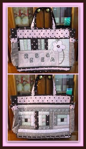 27/10/2011 - Bolsa de Maternidade by Cantinho da Aracy