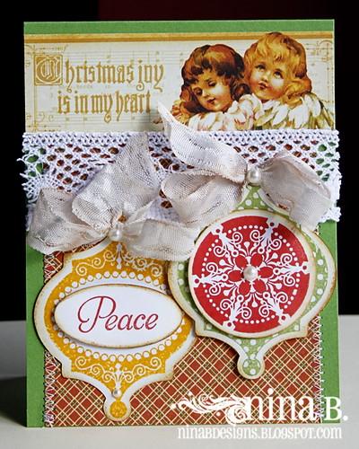 Peace Ornaments