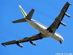 Boeing 707-320c_FAB (KC 137)_Sucato (FM Carvalho) Tags: brazil fab rio brasil riodejaneiro plane airplane nikon aircraft aviation coolpix boeing 707 avio aviao aviao brsil boeing707 nikoncoolpix p100 aviacao sucato kc137 nikonp100 coolpixp100
