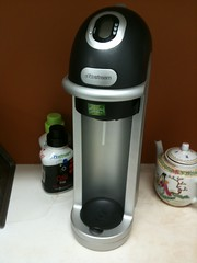 our office sodastream