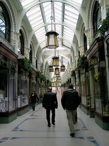Norwich - Royal Arcade
