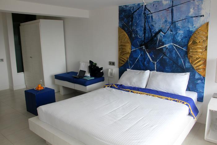Room at Theva Residency, Sri Lanka