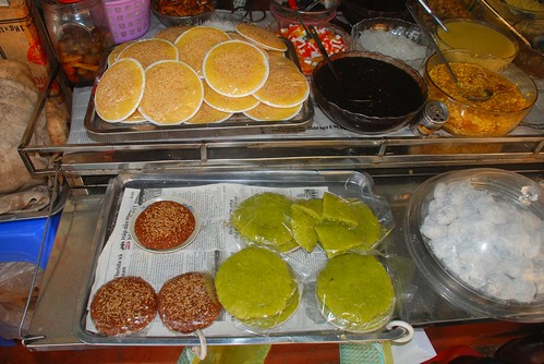 sticky rice desserts & che