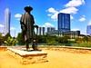 "Steve Ray Vaughan Statue - Austin TX • <a style=""font-size:0.8em;"" href=""http://www.flickr.com/photos/20810644@N05/6292009413/"" target=""_blank"">View on Flickr</a>"