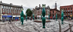 Market Gate (Jorube Photography) Tags: panorama warrington hdr
