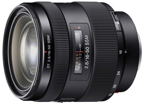 Sony 16-50mm f/2.8 SSM SAL1650