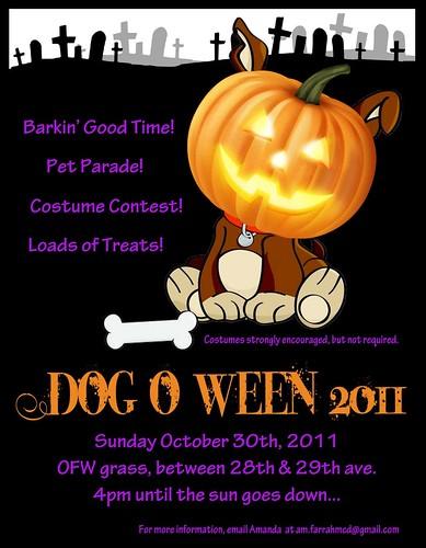 Dog-O-Ween 2011