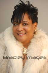 Foxy Delta Diva (daddydell28) Tags: woman female fur coat pearls africanamerican bangs ebony studs bluefox brownskin necklance diamondearrings bradleyimages 2handzup1913 foxydeltadiva