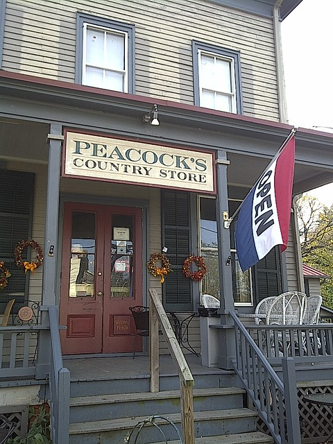 Peacock's Country Store, Amwell, NJ