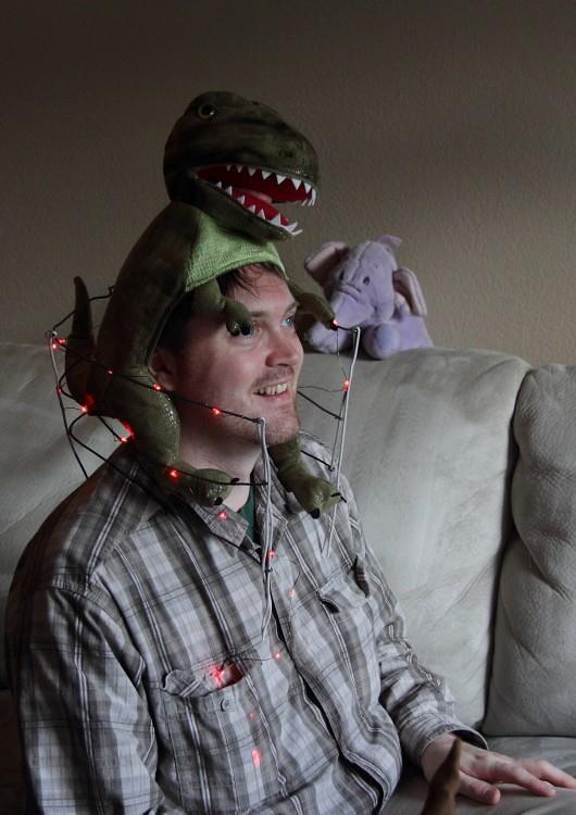 Jurassic Park Costume Halloween my Jurassic Park Costume