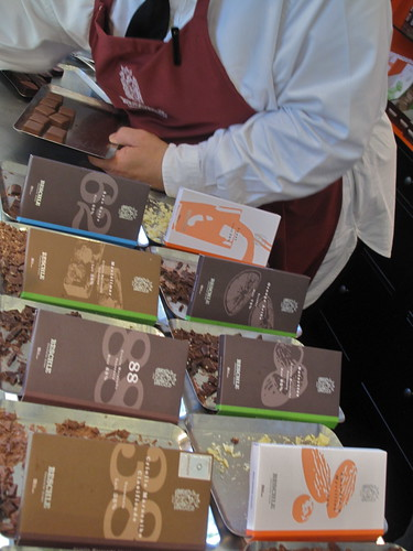 Salon du Chocolat 2011, Paris, France