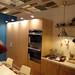 イケアのナチュラルなキッチンの写真