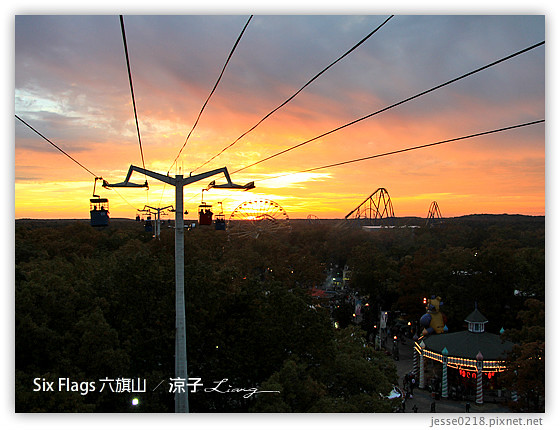 Six Flags 六旗山 11