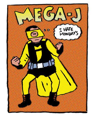 Mega-j