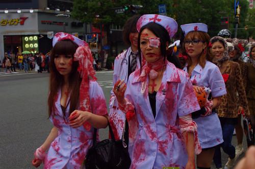 KAWASAKI HALLOWEEN 2011 Parade IMGP8540