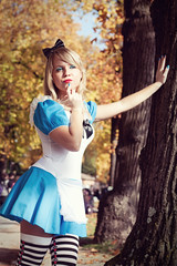 Alice in Wonderland - Where is the White Rabbit? (Luca Rusconi) Tags: