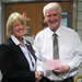 Debbie Smyth and Ray Dawson