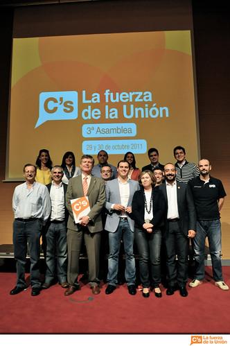 III Asamblea de C's: La Fuerza de la Unión