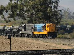 Ferronor, Vallenar alto. (DeutzHumslet) Tags: chile canon tren gm iron desert atacama 413 hierro sx20 418 emd vallenar gr12 ferronor