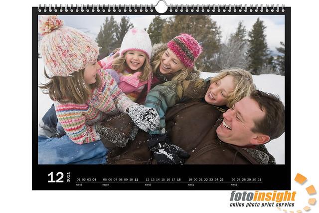 Fotopapper kalender