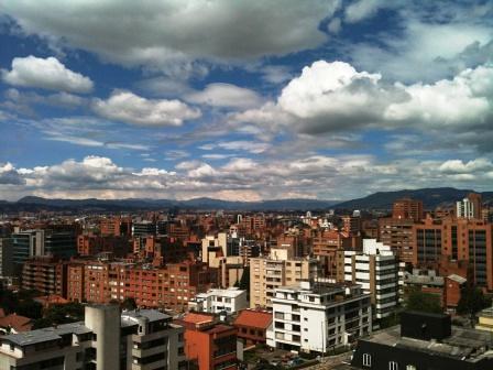 Bogotá desde el aire by Alejo_Guzman