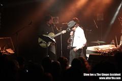 Slow Joe & The Ginger Accident @UBU 04/11/11 (alter1fo) Tags: rock vintage concert novembre garage blues soul farfisa ubu 2011 begborrowsteal slowjoe gingeraccident