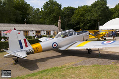 G-BBND - WD286 - C1 0225 - Private - De Havilland DHC-1 Chipmunk 22 - Panshanger - 110522 - Steven Gray - IMG_3950