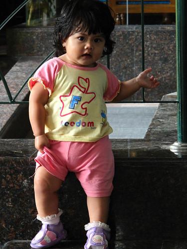 IMG_2616 Cute kid,可爱小女孩