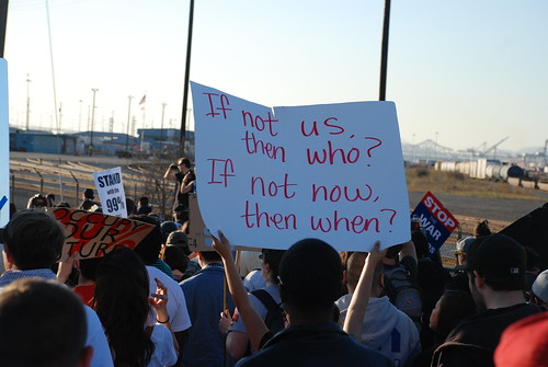 General Strike in Oakland, CA