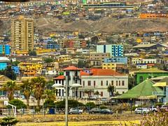 Antofagasta - Edificios resguardo y gobernación marítima (Victorddt) Tags: chile buildings arquitectura edificios sonycybershot norte antofagasta gobernaciónmarítima iiregión dsch55 resguardomarítimo
