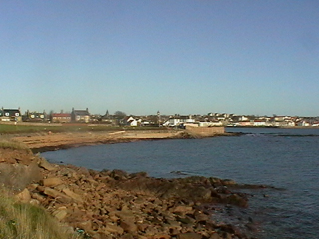 Walking to Pittenweem