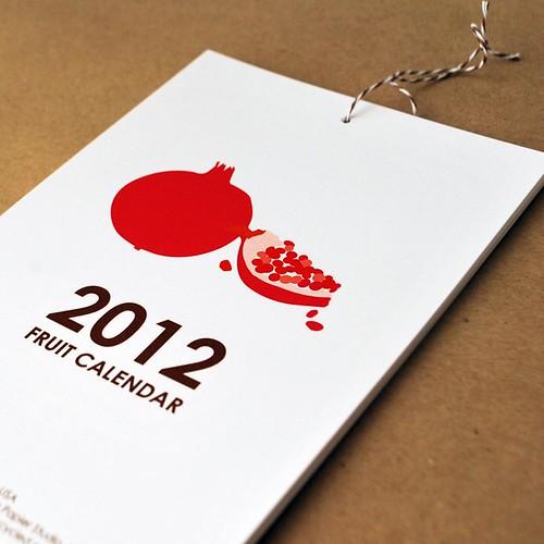 Le Papier Studio 2012 Wall Calendar